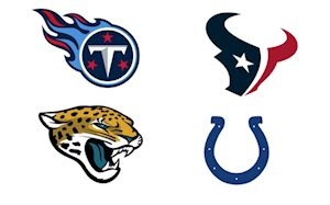 AFC South props, futures