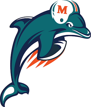 Betting on Dolphins alternate logo
