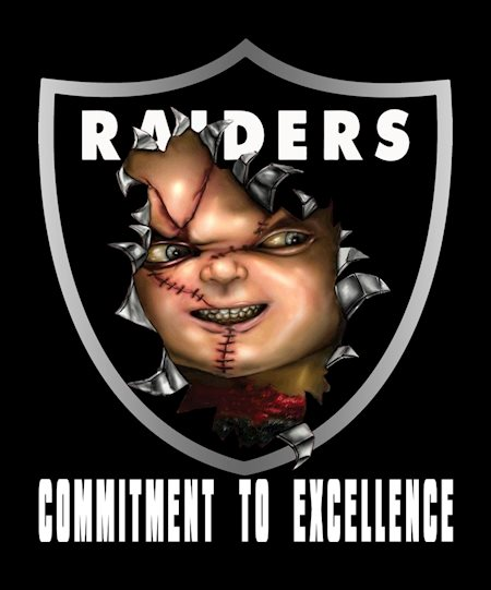 Chucky Gruden leads Raiders