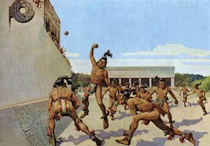 Seen any good Aztec ball games lately...?