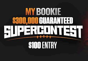 My Bookie $300K Super Contest