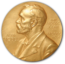 Nobel Peace Prize award